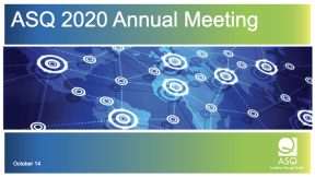 2020 ANNUAL MEETING OF MEMBERS